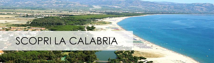 Scopri le bellezze della Calabria