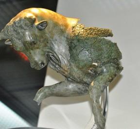 Museo Archeologico di Sibari - Torello in bronzo