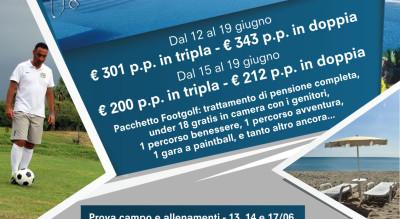 Calabria Golf Week 2016